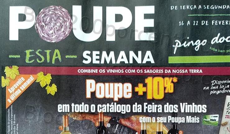 Antevisão Folheto Pingo Doce
