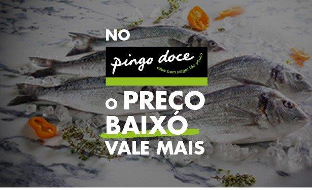 Promocões Pingo Doce Peixe e carne